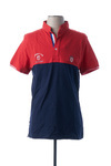 Polo manches courtes homme Aristow bleu taille : M 39 France (FR)
