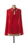 Blouse manches longues femme Tinta Style rouge taille : 38 32 FR (FR)
