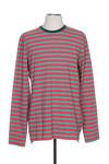 T-shirt manches longues homme Scotch & Soda vert taille : L 40 FR (FR)