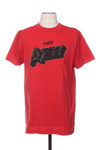 T-shirt manches courtes homme Scotch & Soda rouge taille : L 29 FR (FR)