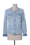 Veste en jean femme Julie Guerlande bleu taille : 38 35 FR (FR)