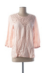 Blouse manches longues femme Only rose taille : 36 17 FR (FR)