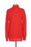Pull col roulé homme Scotch & Soda rouge taille : L 49 FR (FR)