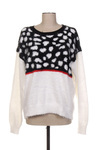 Pull col rond femme Tiffosi blanc taille : 42 24 FR (FR)