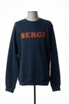 Sweat-shirt homme Serge Blanco bleu taille : L 49 FR (FR)