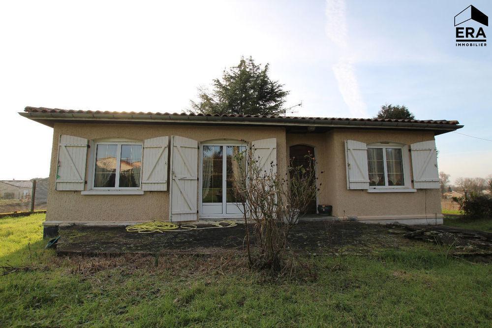 vente Maison - 3 pièce(s) - 80 m² Trois-Palis (16730)