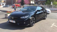 Honda Civic Executive 1.0 i-VTEC 129 CVT 29736 km