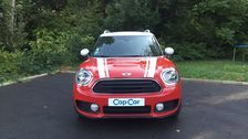 Mini Countryman Red Hot Chilli 2.0 D 150 BVA8 14180 km 26390 Paris 1
