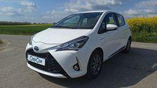 Toyota Yaris Dynamic Connect 2020 occasion Paris 75008