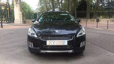 Peugeot 508 RXH Hybrid4 2.0 e-HDi 200 ETG6 62590 km 15990 Lyon 1