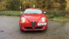 Alfa Romeo Mito Exclusive 0.9 TwinAir 105 29539 km 9100 Paris 1