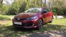 Toyota Auris Touring Sports Collection 1.8 VVT-i Hybrid 136 CVT 18546 km