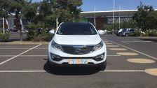 Kia Sportage Premium SmartDrive 1.7 CRDi 115 69346 km 12340 Paris 1