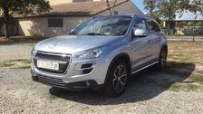 Peugeot 4008 Allure 1.6 HDi 115 4WD 119373 km