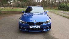 BMW Serie 4 Gran Coupe M Sport 430dA 258 BVA8 83415 km 29100 33000 Bordeaux