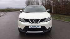 Nissan Qashqai White Edition 1.2 DIG-T 115 70220 km 13490 59000 Lille