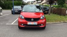 Smart Forfour Prime 1.0 71 Twinamic 6 22701 km