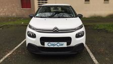 CITROEN C3 FEEL 1.6 BLUEHDI 75 25334 km 8790 44000 Nantes