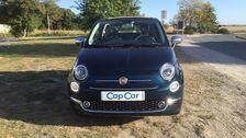 Fiat 500 C Lounge 1.2 69 Dualogic 33655 km 10990 Paris 1