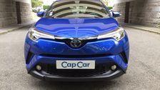 Toyota C-HR Dynamic 1.8 VVT-i Hybrid 122 2WD E-CVT 5210 km 21990 35000 Rennes