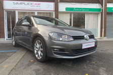 VOLKSWAGEN GOLF 1.6 TDI 105 BlueMotion Technology Carat DSG7 10990 91200 Athis-Mons