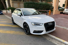 Audi A3 Sportback 1.4 TFSI COD ultra 150 S Line S tronic 7 2015 occasion Cannes 06400
