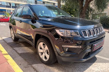 Jeep Compass 1.4 I MultiAir II 140 ch BVM6 Longitude 2017 occasion Cannes 06400