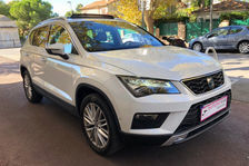 SEAT ATECA 2.0 TDI 190 ch DSG7 4Drive Xcellence 25990 06400 Cannes