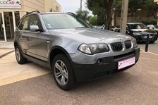 BMW X3 X3 3.0d Luxe Steptronic A 4990 06400 Cannes