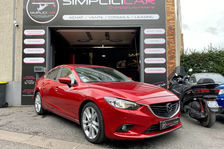 Mazda Mazda6 2.5L Skyactiv-G 192ch Selection A 2013 occasion Champigny-sur-Marne 94500