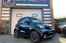 Smart ForTwo Fortwo Coupé 0.9 90 ch S&S BA6 Passion 2016 occasion Champigny-sur-Marne 94500