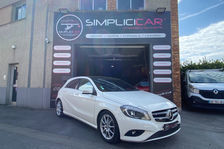 Mercedes Classe A 180 BlueEFFICIENCY Inspiration 2013 occasion Champigny-sur-Marne 94500