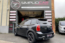 Countryman Mini D 143 ch ALL4 Cooper S Pack Red Hot Chili A 2013 occasion 94500 Champigny-sur-Marne