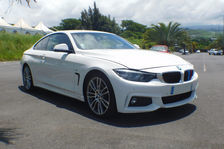 BMW SERIE 4 COUPE F32 420dA 190ch M-Sport 38500 97410 Saint-Pierre