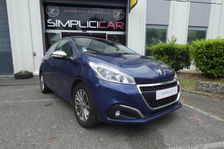 Peugeot 208 1.2 PureTech 82ch BVM5 Allure 2017 occasion Osny 95520