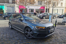 Audi A3 Sportback 2.0 TDI 150 S Line S tronic 6 2015 occasion Courbevoie 92400