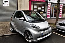 SMART FORTWO COUPE Softouch 102ch Brabus Xclusiv 8990 92400 Courbevoie