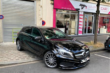 Mercedes Classe A 200 d 7G-DCT Fascination 2015 occasion Courbevoie 92400