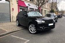 LAND ROVER RANGE ROVER SPORT SD V6 Autobiography 52990 92400 Courbevoie