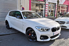 BMW SERIE 1 F20 120d 190 CH  M Sport A FULL OPTION 21990 92400 Courbevoie
