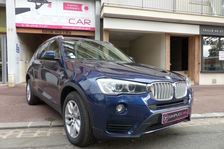 BMW X3 xDrive30d 258ch xLine / Absolute Edition A 2015 occasion Le Raincy 93340