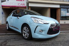 CITROEN DS3 120 VTi So Chic garantie 6mois 9290 93340 Le Raincy