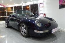 PORSCHE 911 CABRIOLET TYPE 993 Carrera 64993 93340 Le Raincy