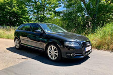AUDI A3 SPORTBACK 2.0 140 Ambition Luxe S tronic 11490 93330 Neuilly-sur-Marne