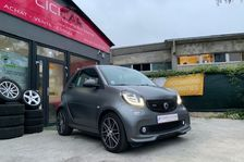 SMART FORTWO CABRIO Brabus Xclusive CABRIOLET JBL 21990 93330 Neuilly-sur-Marne