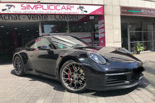 PORSCHE 911 CARRERA COUPE S 3l 450 992 stock 149992 93100 Montreuil