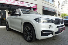 BMW X6 F16 M50d 381 ch A FULL OPTIONS M 50 44999 93100 Montreuil
