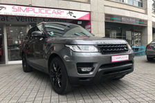 Land-Rover Range Rover .3.0 TDV6 258 CH HSE 2015 occasion Montreuil 93100
