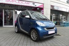 SMART FORTWO COUPE Smart  1.0 71ch mhd-Passion 5490 93100 Montreuil