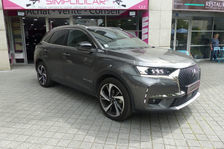 DS DS7 CROSSBACK PureT 180 EAT8 GRAND CHIC RIVOLI- 38999 93100 Montreuil